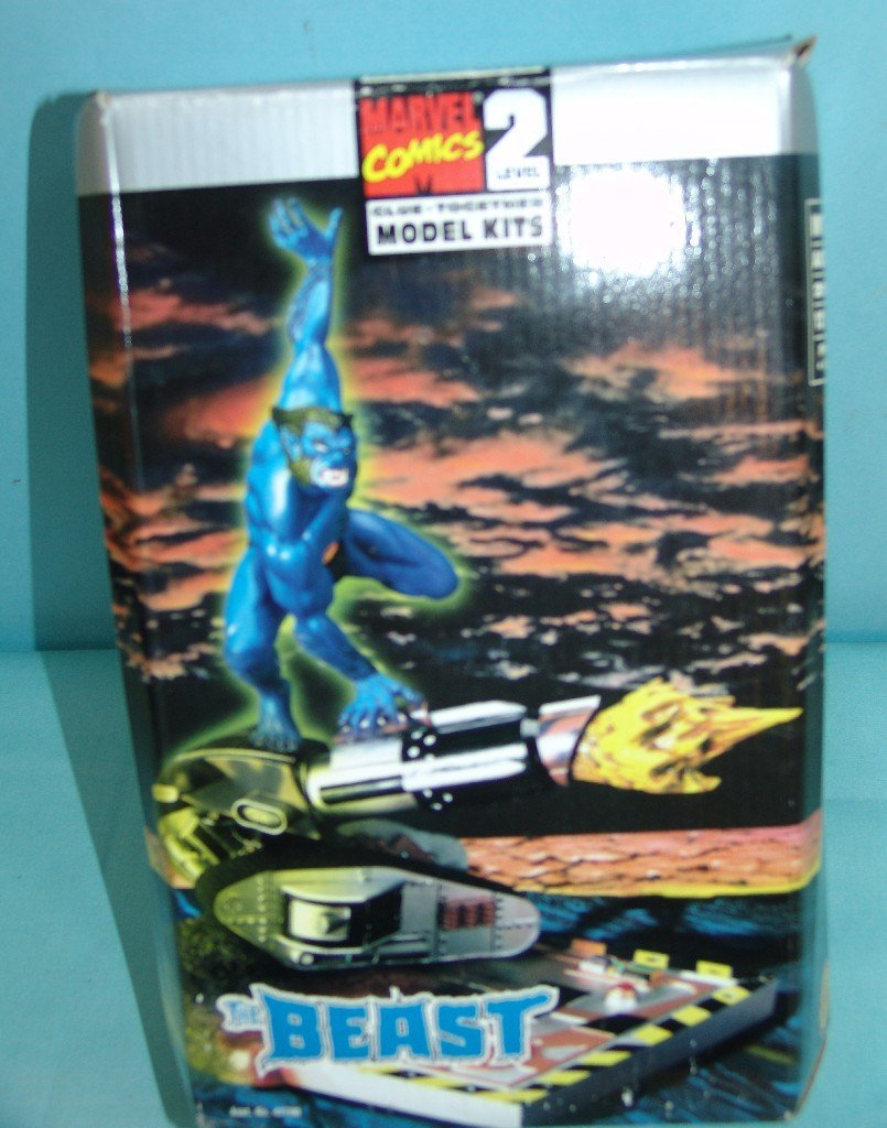 The Beast Marvel Comics model kit
