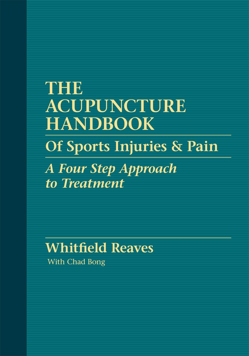 Acupuncture Handbook Sports Injuries Pain product image