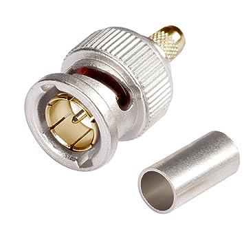 HI-XMCM3-B Male Jack HICON Mini XLR Kompakt Stecker 3-pol Max Kabel-/Ø 5,0mm
