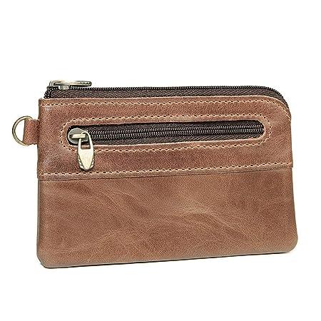 Sumferkyh Billetera Travel Passport Bag Leather Document Bag ...