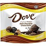Dove PROMISES Peanut Butter Dark Chocolate Candy, 7.61-Ounce