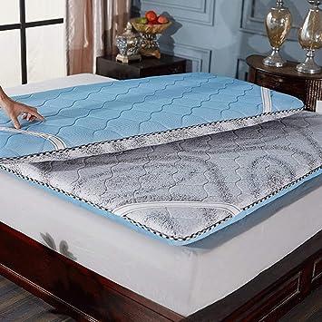 LJ Colchón de algodón con Memoria Colchoneta para Dormir, de ...