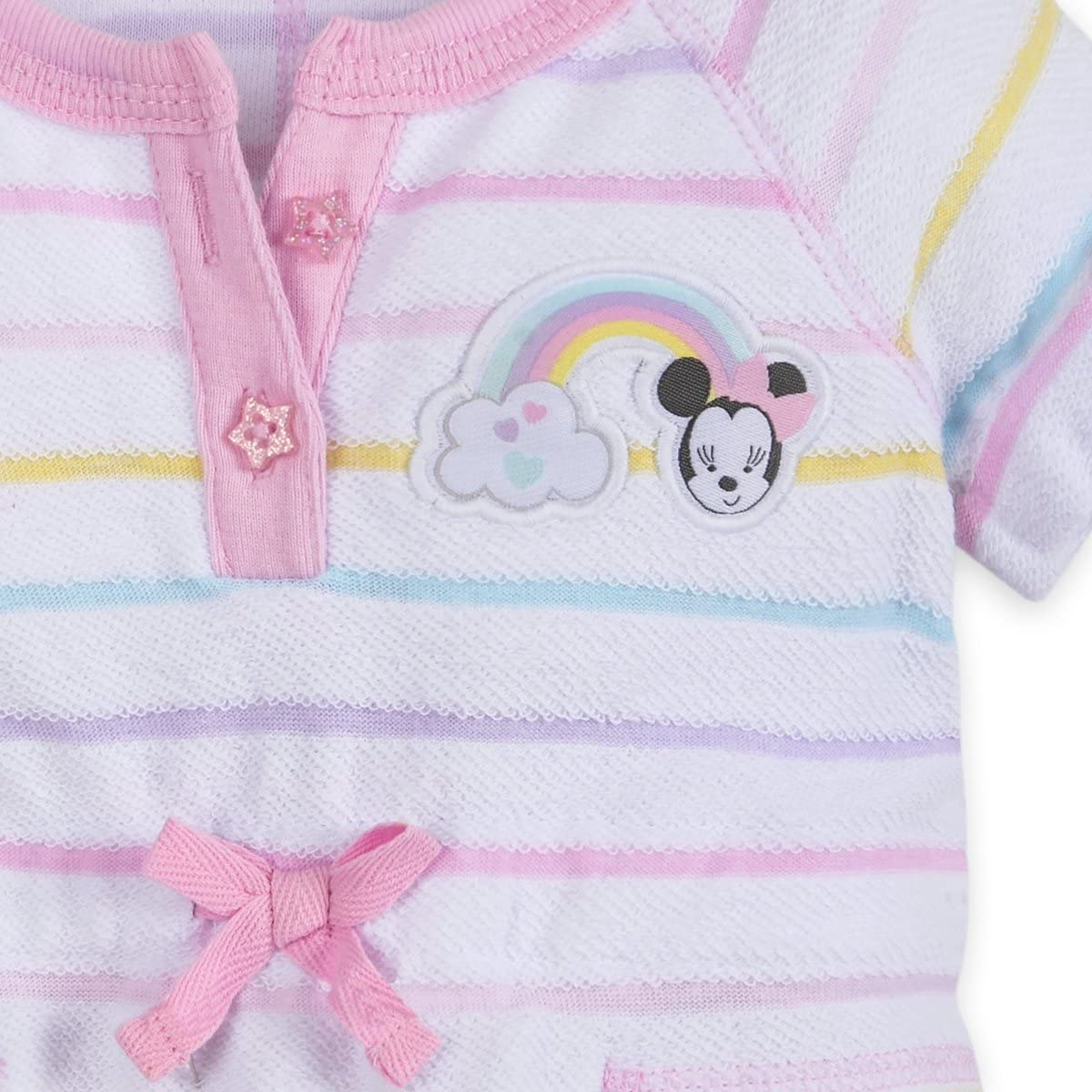 Minnie Mouse Swim Cover-Up for Girls White