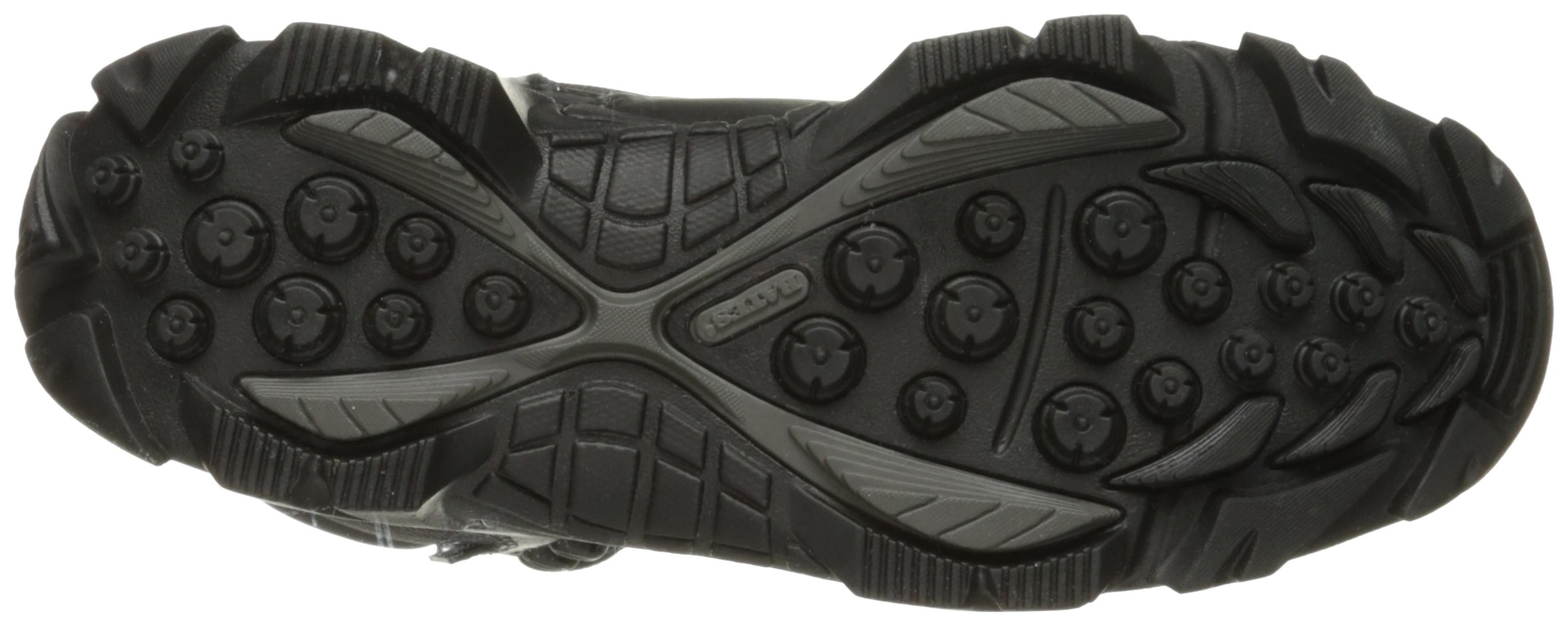Bates Women's GX-8 Gore-Tex Insulated Side Zip Fire and Safety Shoe, Black, 9 M US by Bates (Image #3)
