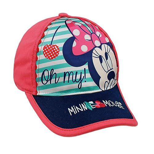 Minnie 2200000267 - Gorra Premium para niños, color rosa, talla única: Amazon.es: Zapatos y complementos