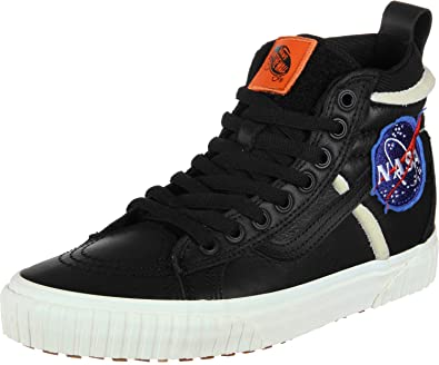 5def2f0243 Vans x Nasa - Trainers - UA Sk8-Hi 46 MTE Dx MTE Space Voyager Black ...