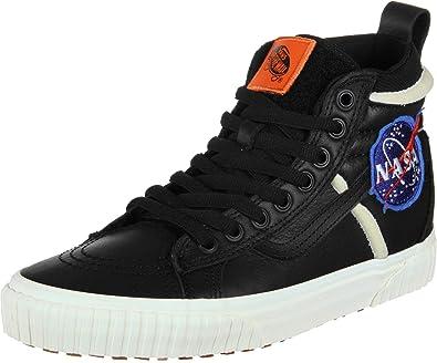special for shoe best choice pretty nice Vans Old Skool NASA Space Voyager Sneakers Orange-White