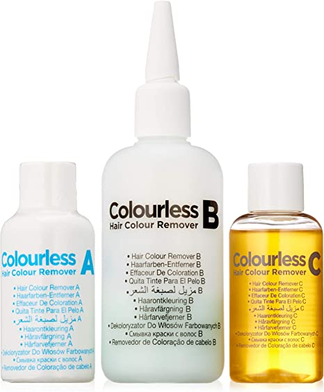 Colourless pelo limpiador de colores Pre Colour, 1 pieza ...