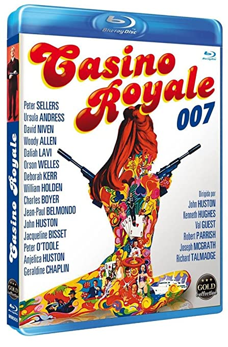 Casino Royale 007 (1967) [Blu-ray]: Amazon.es: Peter Sellers ...