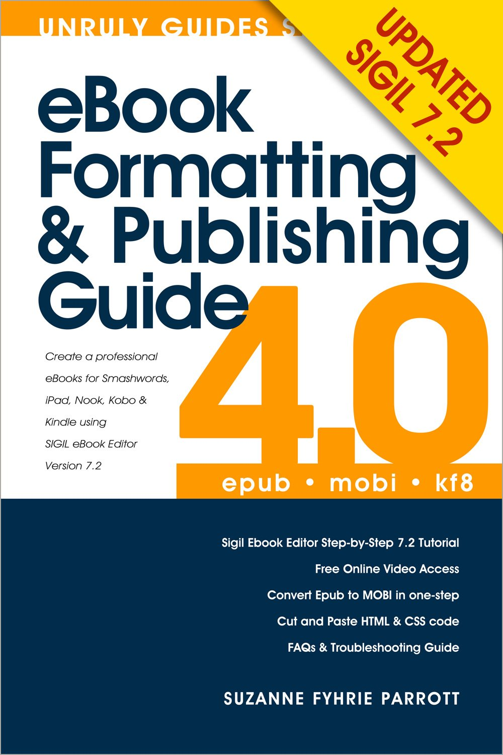 eBook Formatting and Publishing Guide for Epub & Kindle Mobi Books ...