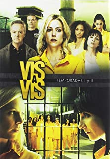 Amazon com: Vis a vis - Season 3 (Non USA Format): Movies & TV