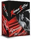 KamaSutra Smooth - 20 Condoms