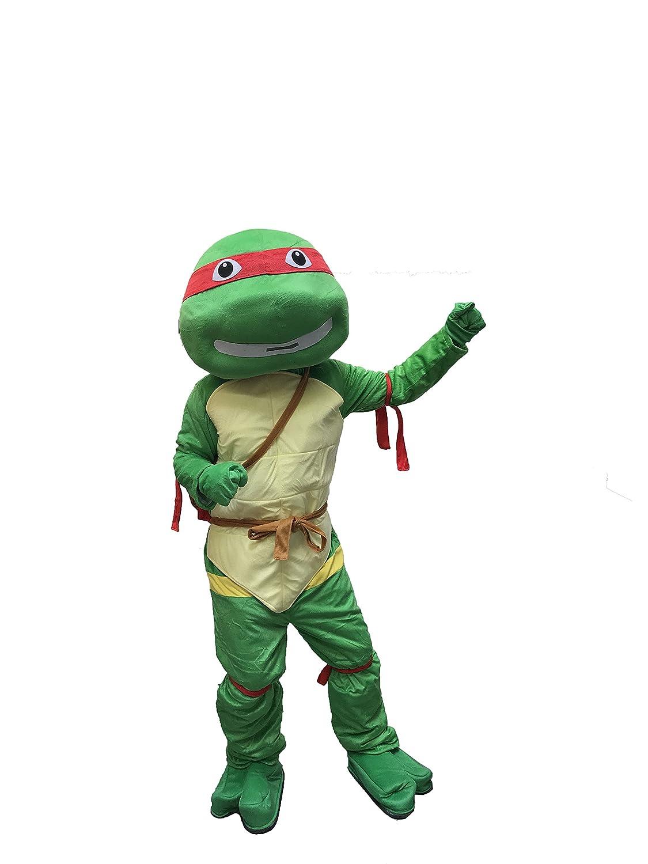Tortuga Ninja Rojo para cumpleaños, fiestas y eventos ...