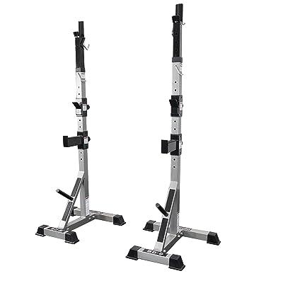 Valor Fitness BD-9 Independent Power Squat Stands