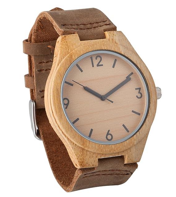 Reloj analógico de cuarzo