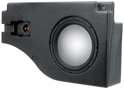 MTX Audio fen10u thunderform negro Unloaded Subwoofer caja ...