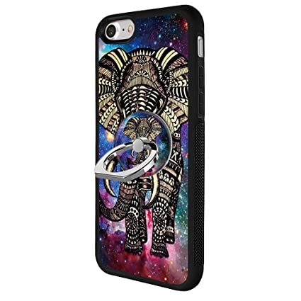 Amazon.com: Nebula Elefante iPhone 7 8 Funda con soporte ...