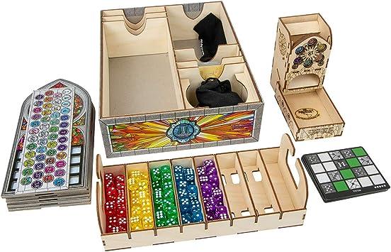 The Broken Token Sagrada Organizador: Amazon.es: Juguetes y juegos