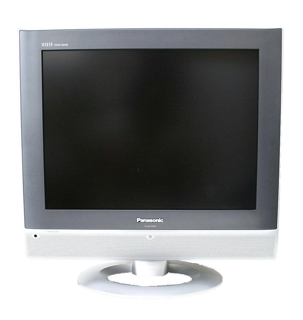 パナソニック 20型 液晶テレビ 地上デジタル非搭載 リモコンなし ビエラ TH-20LA50PS   B007EHKMAA