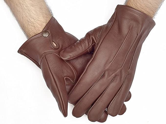 History of Vintage Men's Gloves – 1900 to 1960s Mens Dress Leather Gloves $25.00 AT vintagedancer.com