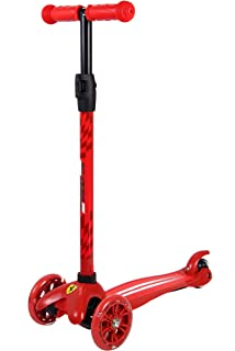 Ferrari FXK5RED Twist Scooter, Red