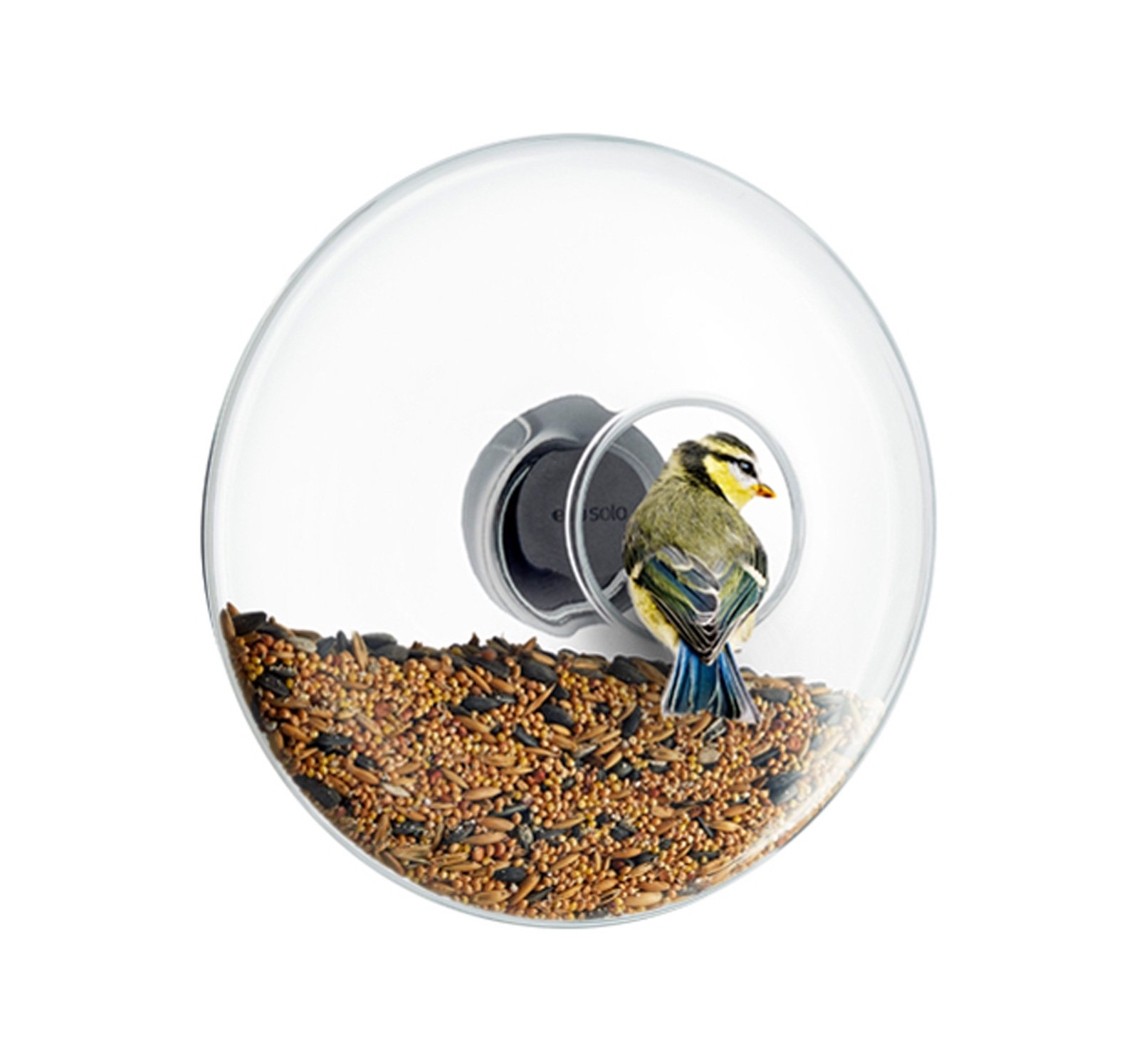 Eva Solo - Window Bird Feeder - (Large) by Eva Solo (Image #1)