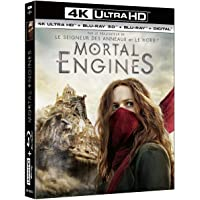Mortal Engines [4K Ultra HD Digital]