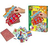 Ayuda pedagógica de formas y colores