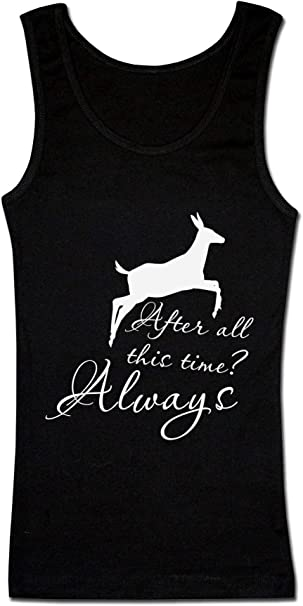 After All This Time? Always Little Patronus Doe Design ...