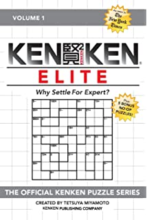 photograph regarding Printable Kenken titled KenKen: For Professionals Simply just: 100 Physically demanding Logic Puzzles That