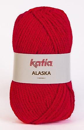 Alaska de Katia-Gris 9 100 G//environ 115 M laine
