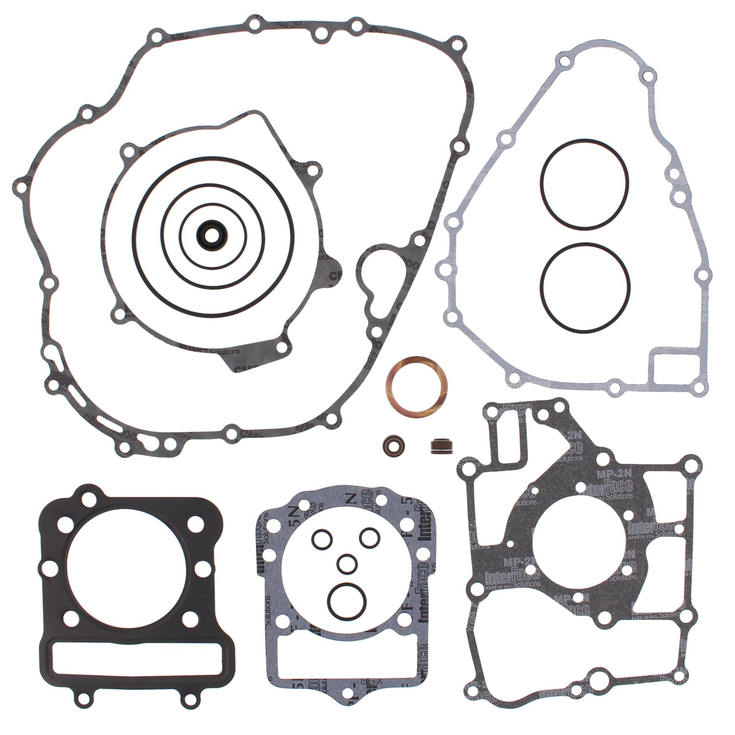 KAWASAKI BAYOU LAKOTA 300 ENGINE COMPLETE GASKETS KIT ATV, Side-by-Side & UTV Parts & Accessories Auto Parts & Accessories