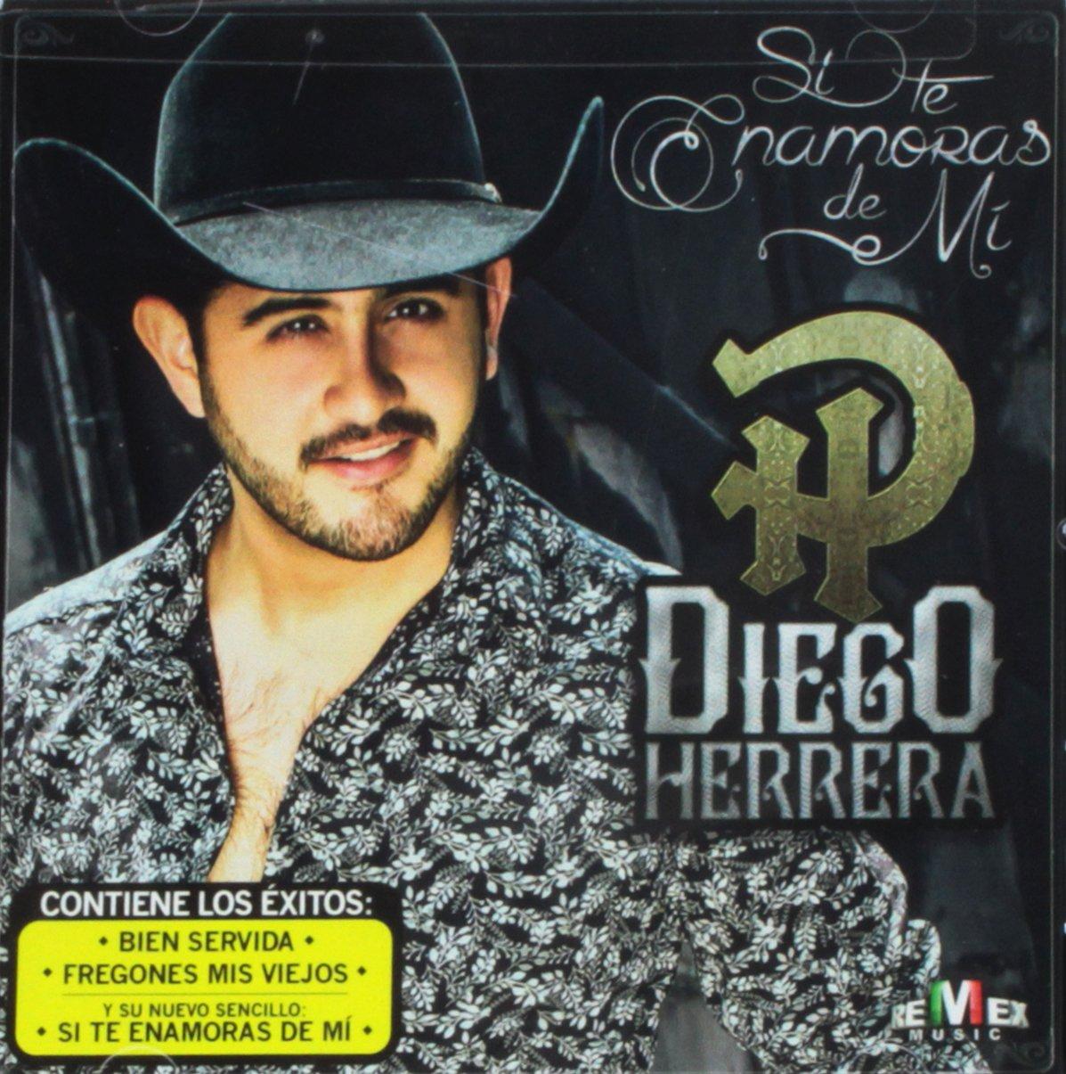 HERRERA DIEGO Translated Limited Special Price SI TE ENAMORAS MI DE