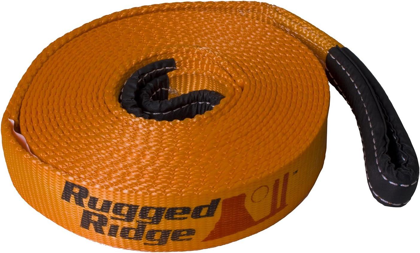 Rugged Ridge 15104.04 1 x 15 10,000lb Recovery Strap