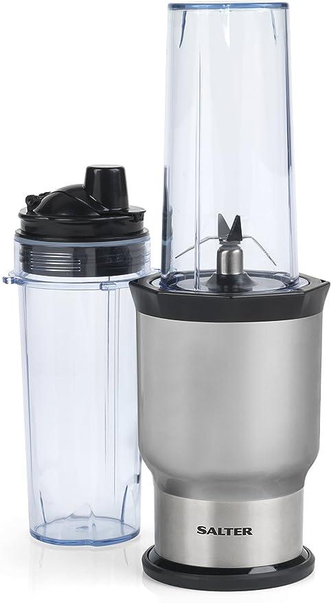 NUEVO Salter 2 en 1 eléctrico (700 W NUTRI ultrafina Schneider Licuadora – Exprimidor de fruta jugo Smoothie Licuadora Robot de cocina Máquinas de fabricante: Amazon.es: Hogar