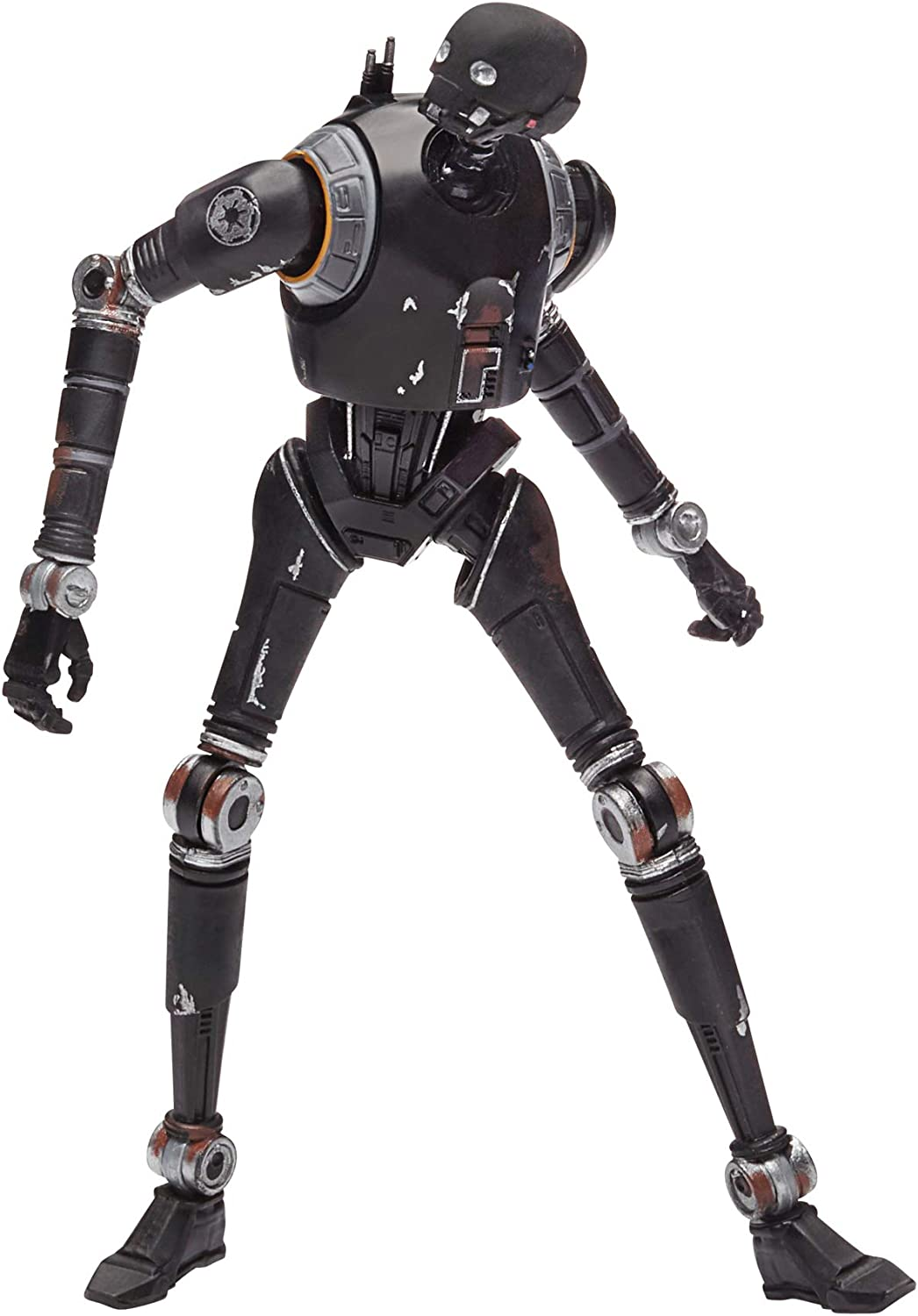 Star Wars The Vintage Collection K-2SO (Kay-Tuesso) Toy, 3.75-Inch-Scale Rogue One: A Story Action Figure, Kids Ages 4 and Up