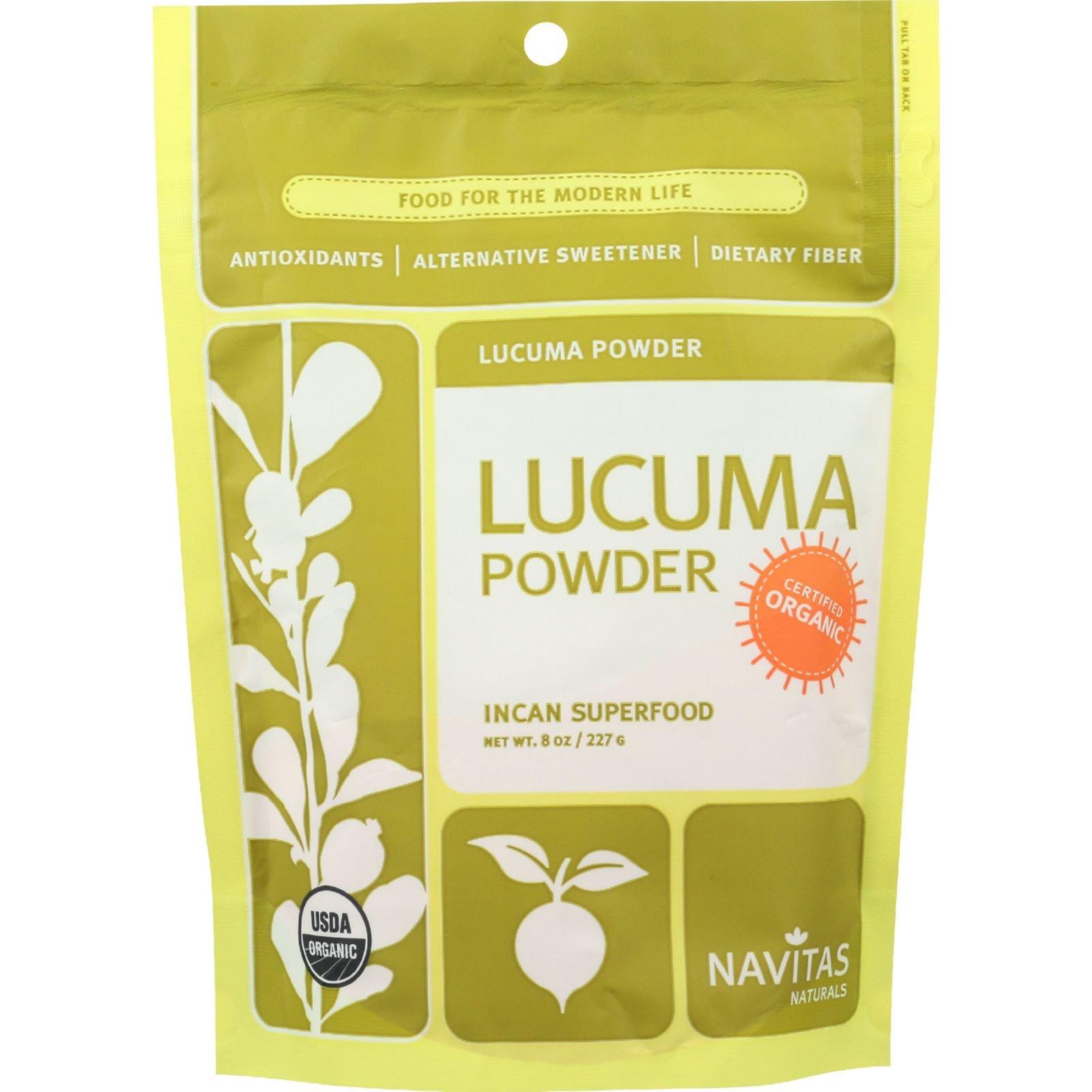 Lucuma Pwder 8oz.