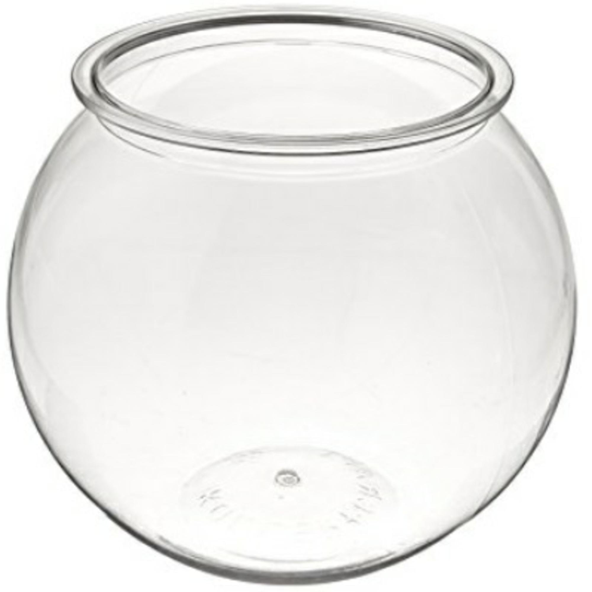 Koller Products 2-Gallon Fish Bowl - BL20RPET by Koller Products