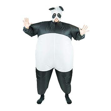 Bodysocks® Disfraz Hinchable de Panda Adulto: Amazon.es ...