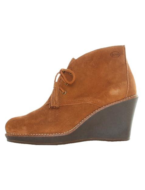 Complementos es Dr Zapatos Botas Scholl Marrón Amazon Enis 36 Y Mujer qv0wqB