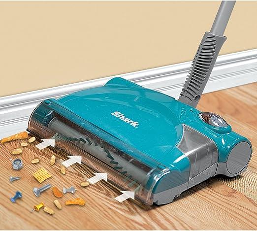 Shark Cordless Rechargeable Floor Carpet Sweeper