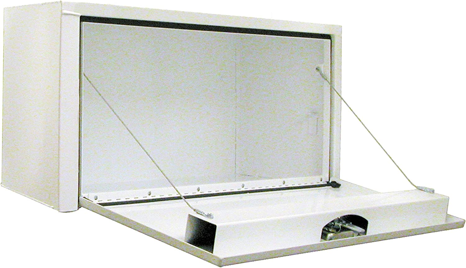 Buyers Products 1702400 White 18x18x24 inches Truck Box