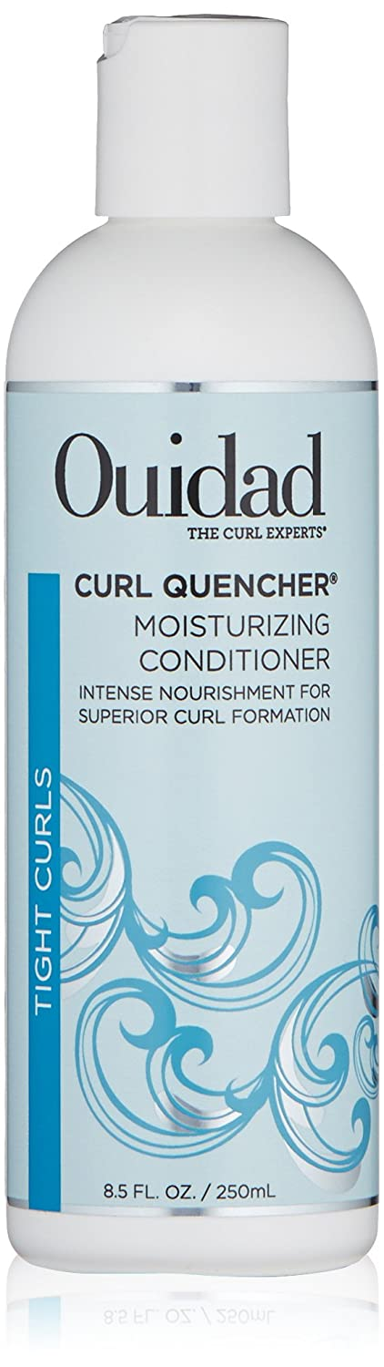 Ouidad Curl Quencher Moisturizing Conditioner, 8.5 Ounce 892532001644