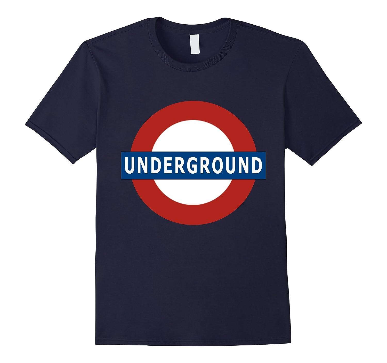 London Underground T-Shirt-CD