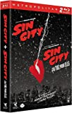 Sin City + Sin City 2 : J'ai tué pour elle [Blu-ray]