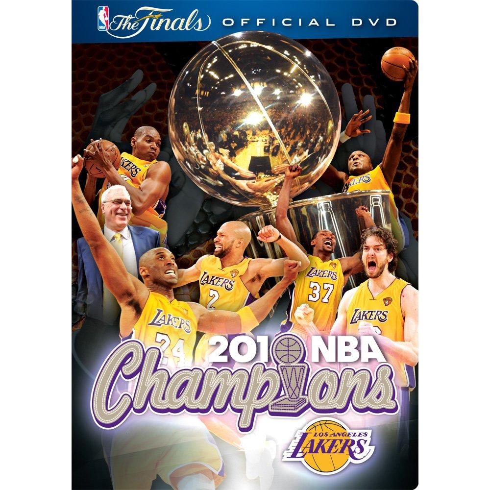 Lakers 2010 Nba Champions [Reino Unido] [DVD]: Amazon.es ...