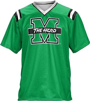 Amazon.com: ProSphere Marshall University Boys' Football Jersey ...