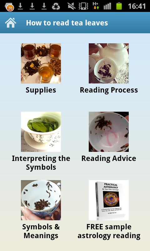 Amazon How To Read Tea Leaves Appstore For Android