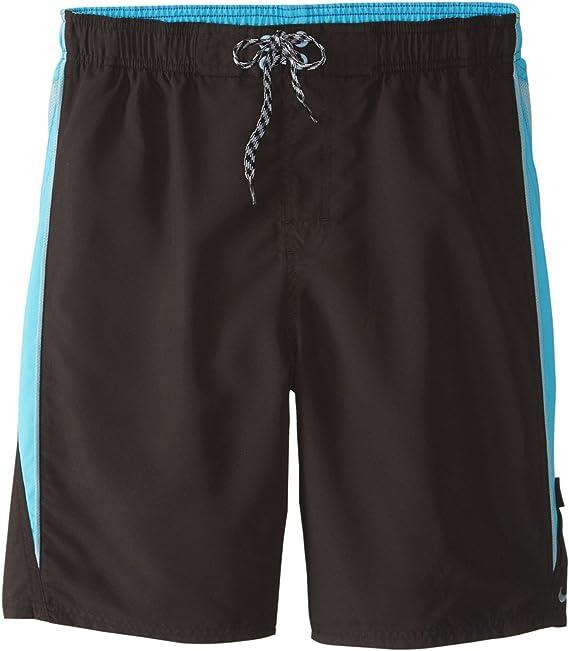 Nike Volley Costume da bagno da uomo, 23 cm Blu scuro