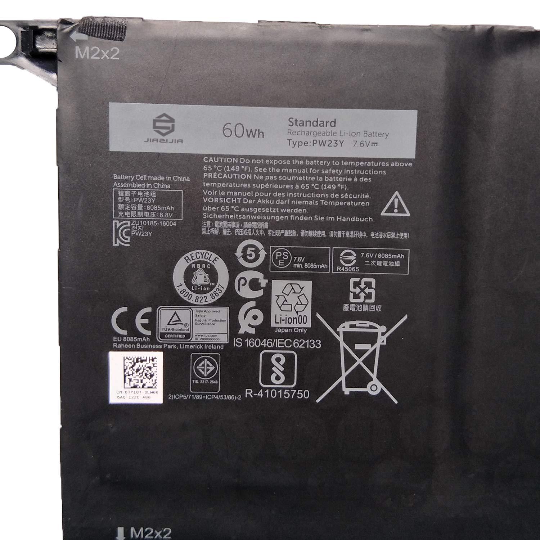 Amazon.com: JIAZIJIA NNF1C - Batería de repuesto para ...